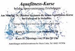Aquafit©SV Erichshagen