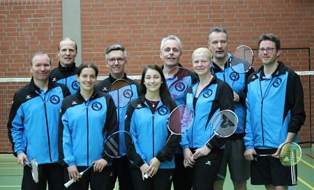 Badminton©Sportvereinigung Erichshagen