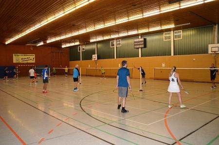 Badminton HaHoHeCup 2019©Sportvereinigung Erichshagen