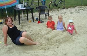 Beach Kinder