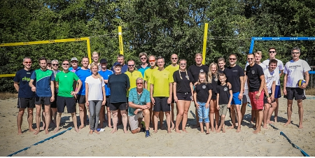 14. Beachvolleyball-Turnier 2017