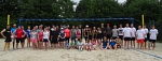 Beachvolleyballturnier 2015