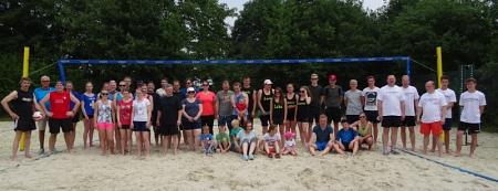 Beachvolleyballturnier 2015