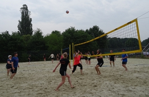 Beachvolleyball 2015