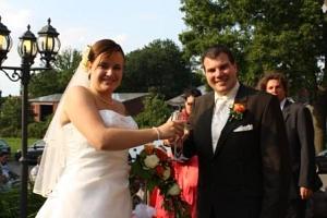 Hochzeit 21. August 2010