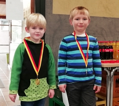 die sportlichen 5jährigen©Sportvereinigung Erichshagen
