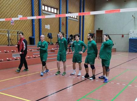 Faustball©Sportvereinigung Erichshagen