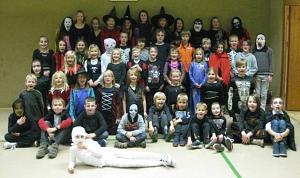 Filmnacht und Halloween