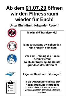 Fitness©Sportvereinigung Erichshagen