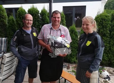 Glückwünsche zum Geburtstag©Sportvereinigung Erichshagen