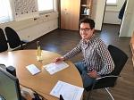 Jan Mudroncek wechselt zur SVE