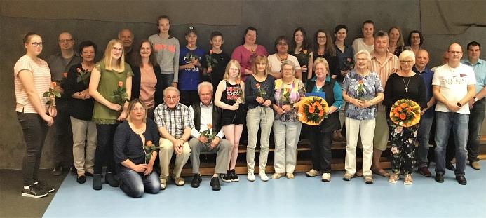 JHV 2018©Sportvereinigung Erichshagen