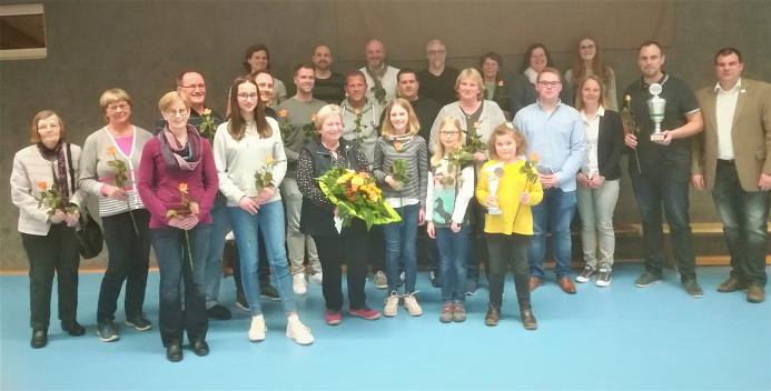 JHV 2019 alle©Sportvereinigung Erichshagen