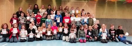 Kinder und Jugendliche©Sportvereinigung Erichshagen