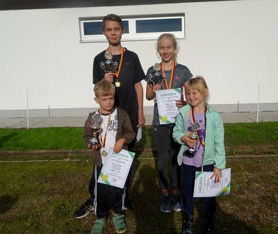 Leichtathletikmeisterschaft 2017 (outdoor)