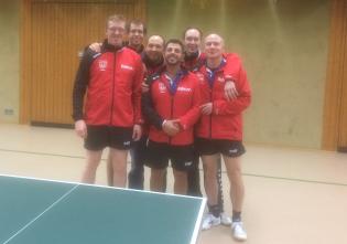 Mannschaftsfoto SVE II - 2015/2016