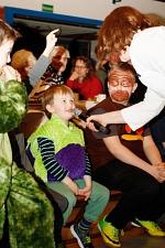Moderatorin Diana - Fragen an die Kinder
