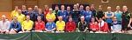 Gruppenfoto aller Teilnehmer des TT-Pfingsttuniers 2016