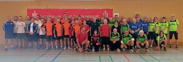 Prellballturnier 2018©Sportvereinigung Erichshagen