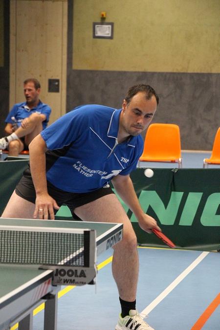René Isensee avancierte zum Matchwinner©Sportvereinigung Erichshagen