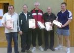 Sieger der Senioren-Kreismeisterschaft 2011