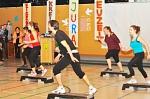 Step Aerobic Einzeller