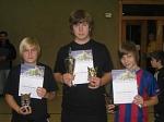 TT Vereinsmeisterschaft Schüler
