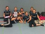 weibliche U16 SV Erichshagen